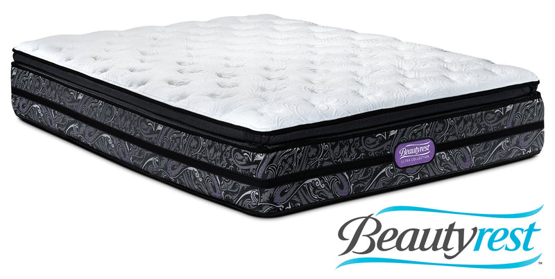 Simmons Beautyrest Ultra Garrett Cushion Firm Twin Mattress