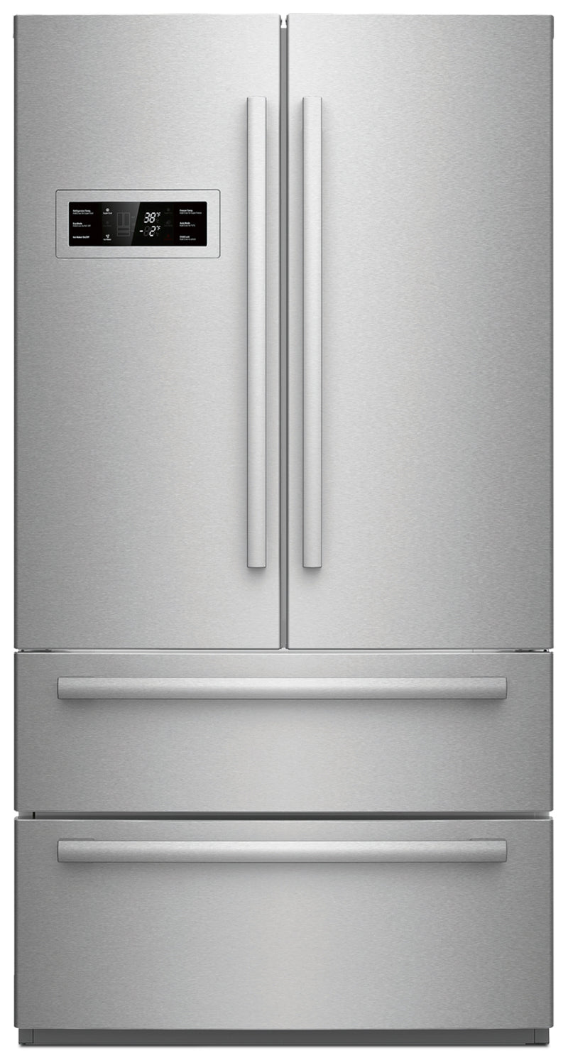 Bosch Stainless Steel Counter-Depth French Door Refrigerator (20.7 Cu. Ft.) - B21CL80SNS