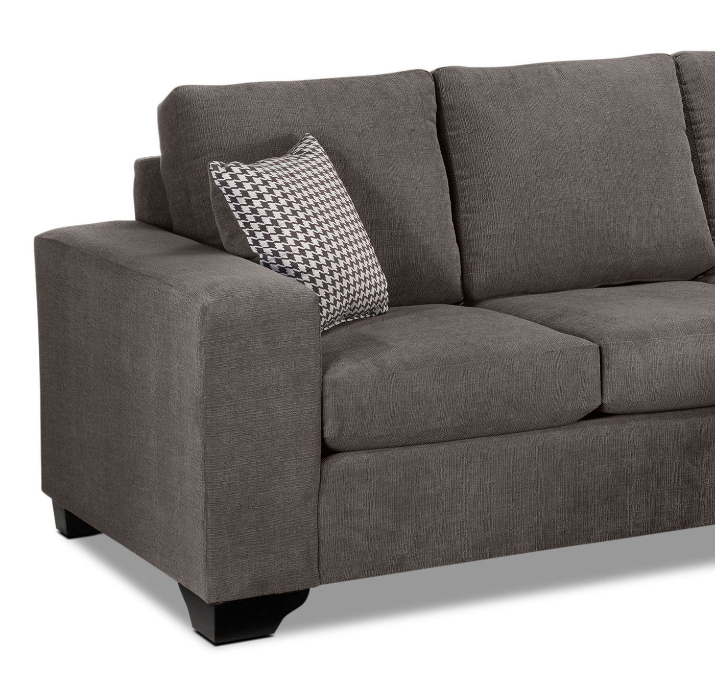 Fava Chaise Sofa   Grey. Touch To Zoom. Previous; Next