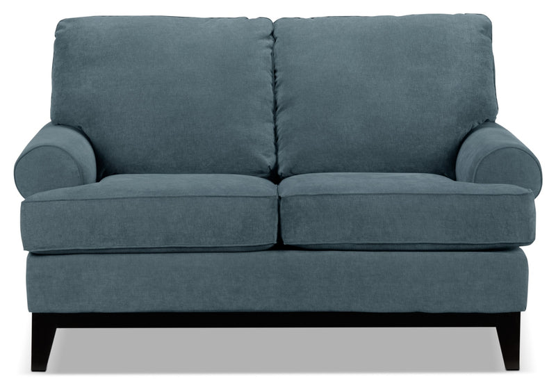 Crizia Loveseat - Navy