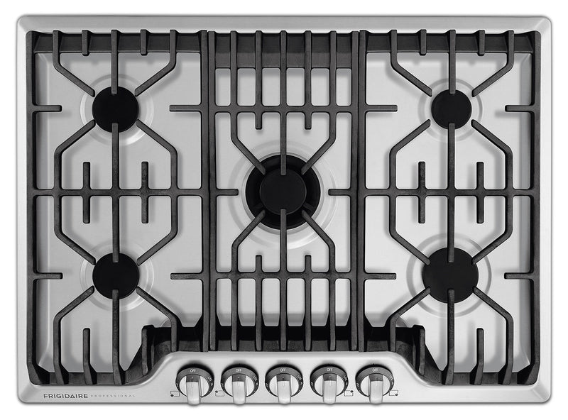 Frigidaire Professional Stainless Steel Gas Cooktop - FPGC3077RS