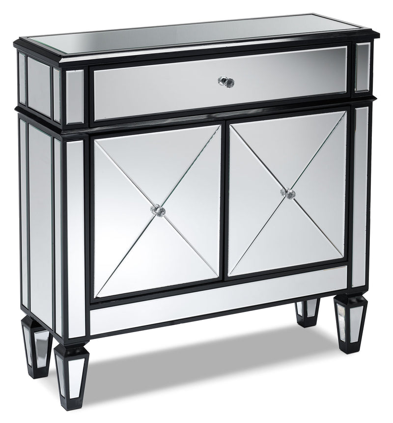 Hearst Console Table - Silver