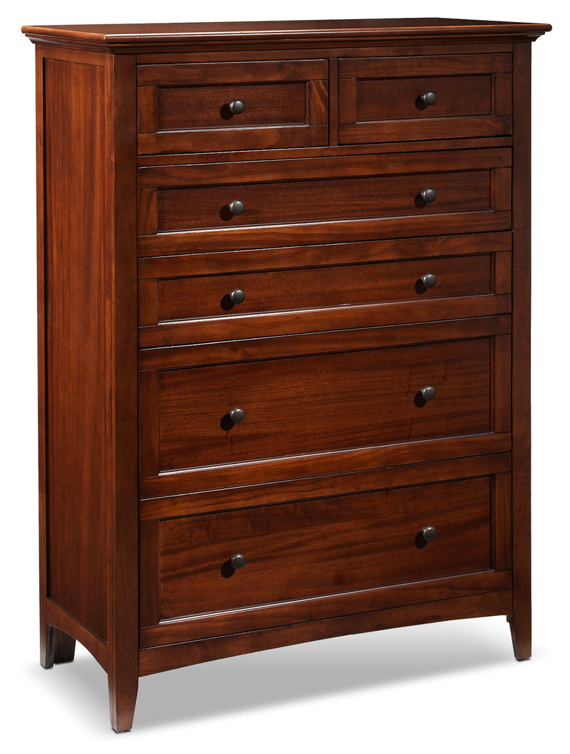 Forest Lake Chest - Mahogany