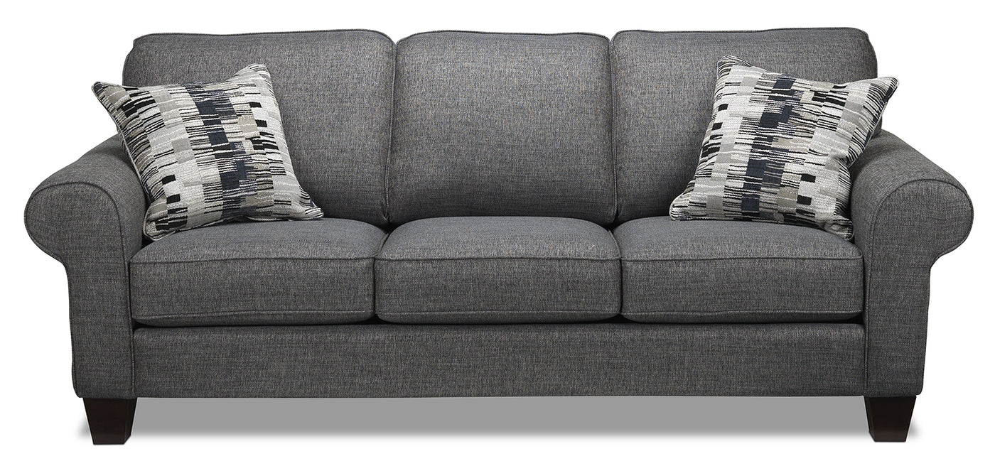 Awe Inspiring Drake Sofa Grey Gmtry Best Dining Table And Chair Ideas Images Gmtryco