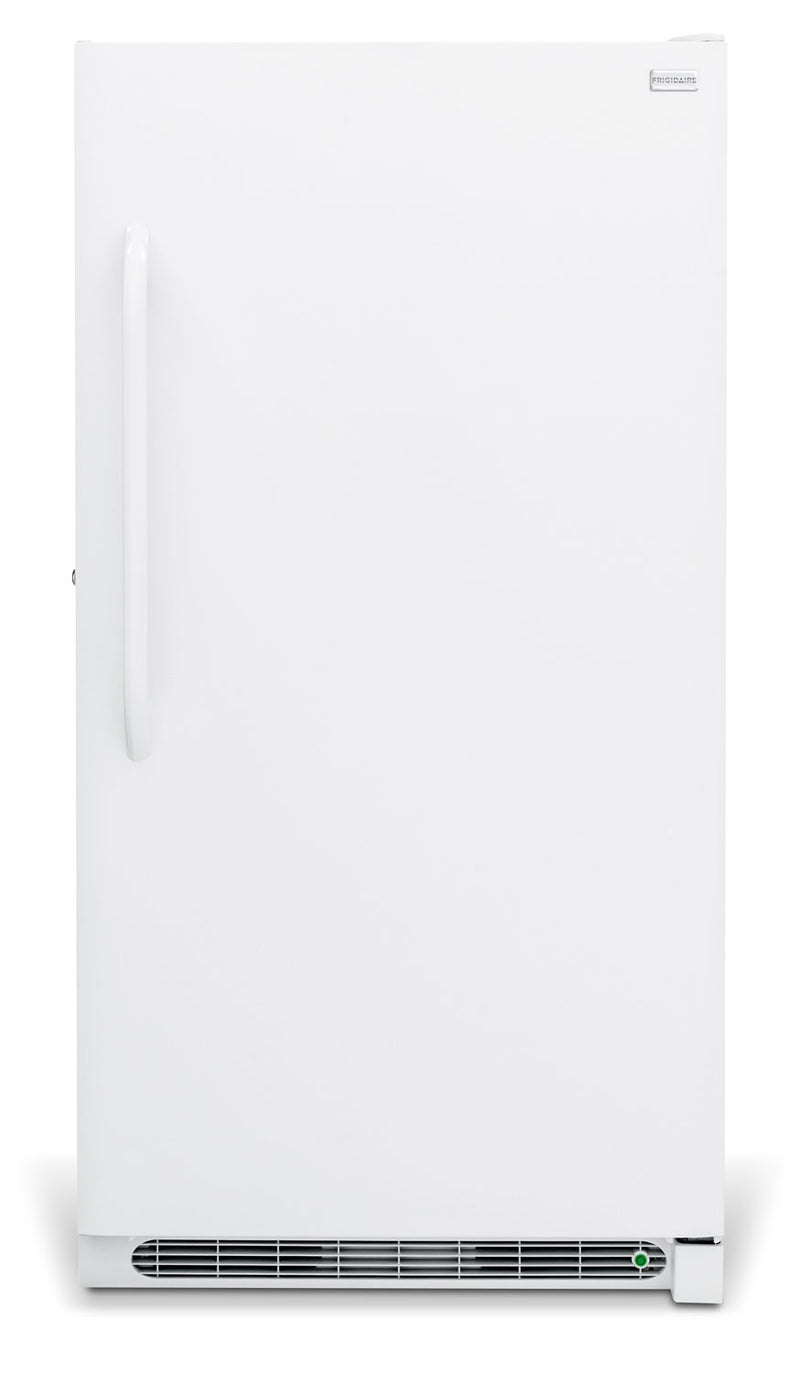 Frigidaire White Upright Freezer (16.6 Cu. Ft.) - FFFH17F2QW