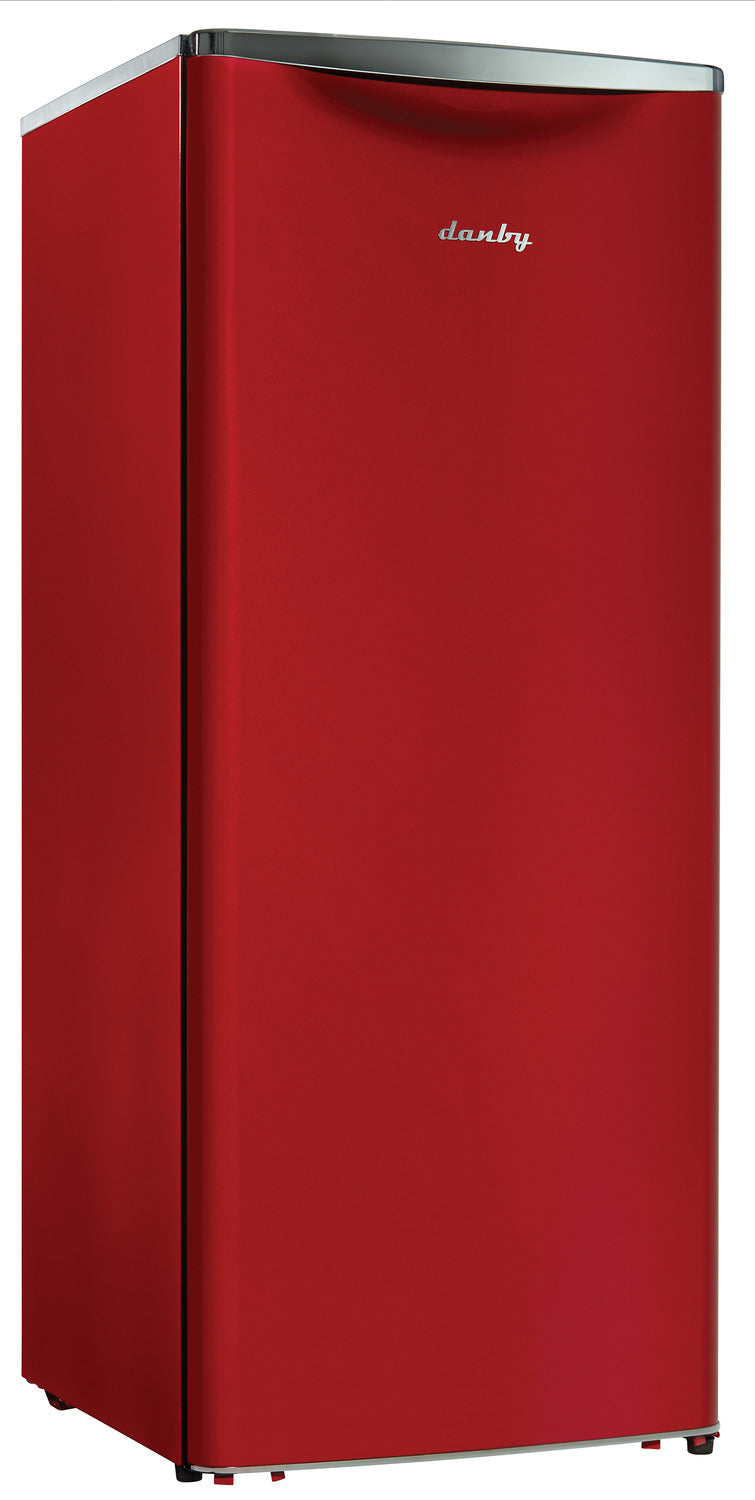 Danby Red All-Refrigerator (11 Cu. Ft.) - DAR110A2LDB