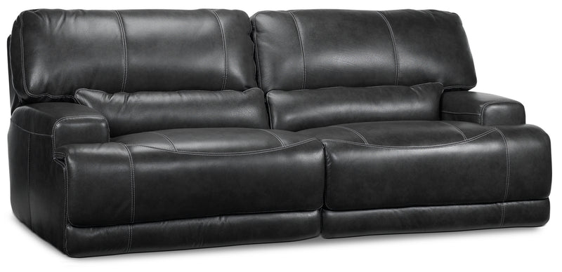 Dearborn Power Reclining Sofa - Charcoal