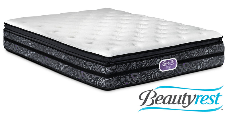 Simmons Beautyrest Ultra Trenton Plush Twin Mattress