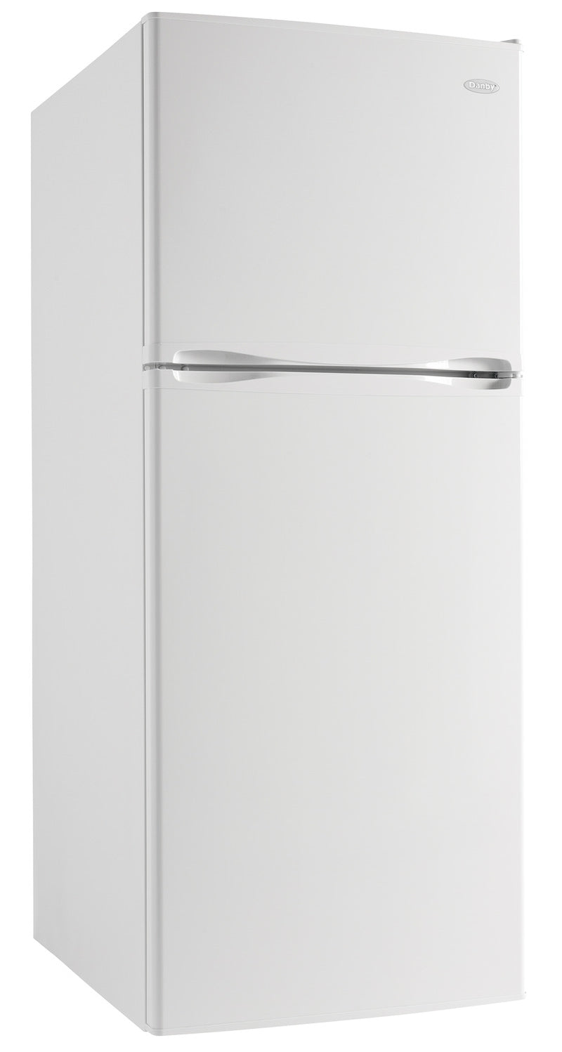 Danby White Top-Freezer Refrigerator (12.3 Cu. Ft.) - DFF123C1WDB