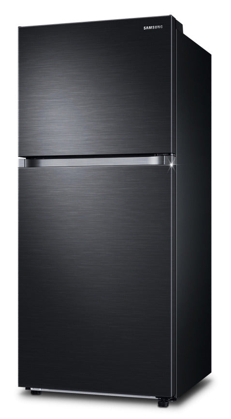 Samsung Black Stainless Steel Top-Freezer Refrigerator (17.6 Cu. Ft.) - RT18M6213SG/AA