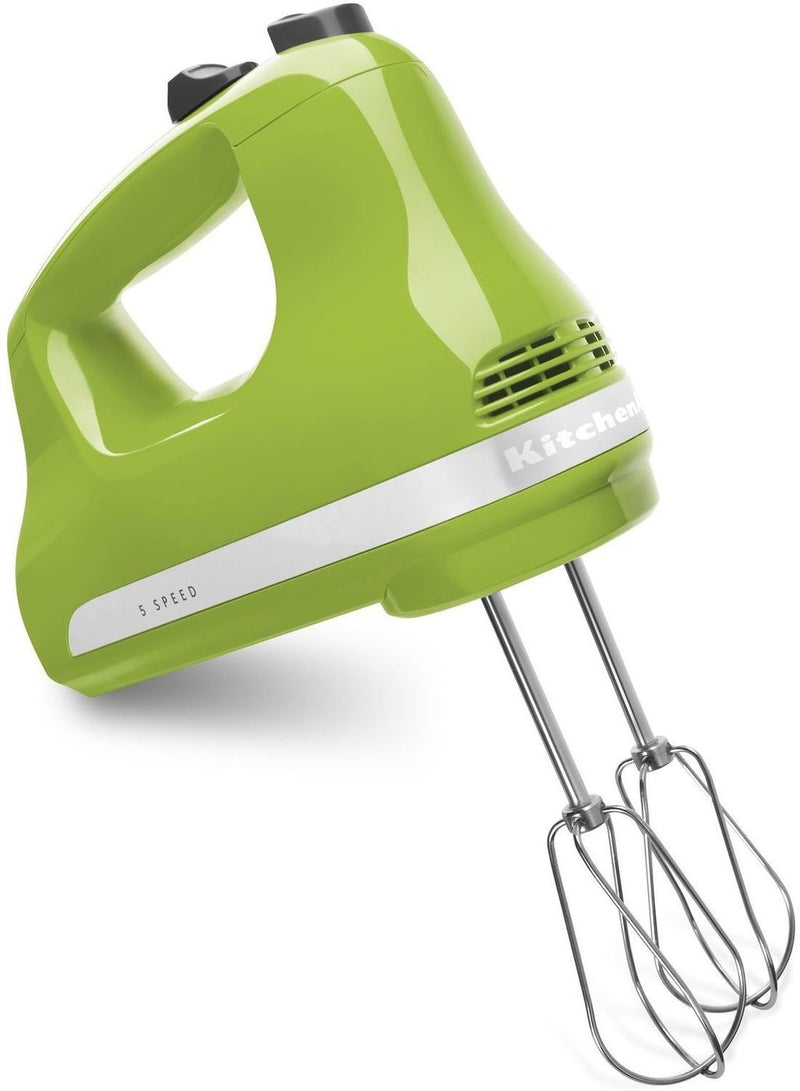 KitchenAid Green Apple  5-Speed Ultra Power™ Hand Mixer - KHM512GA