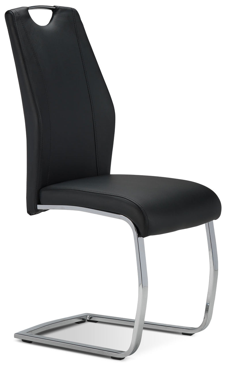 Jettson Side Chair - Black