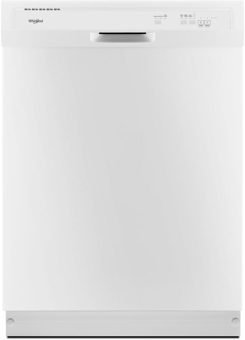 "Whirlpool White 24"" Dishwasher - WDF330PAHW"