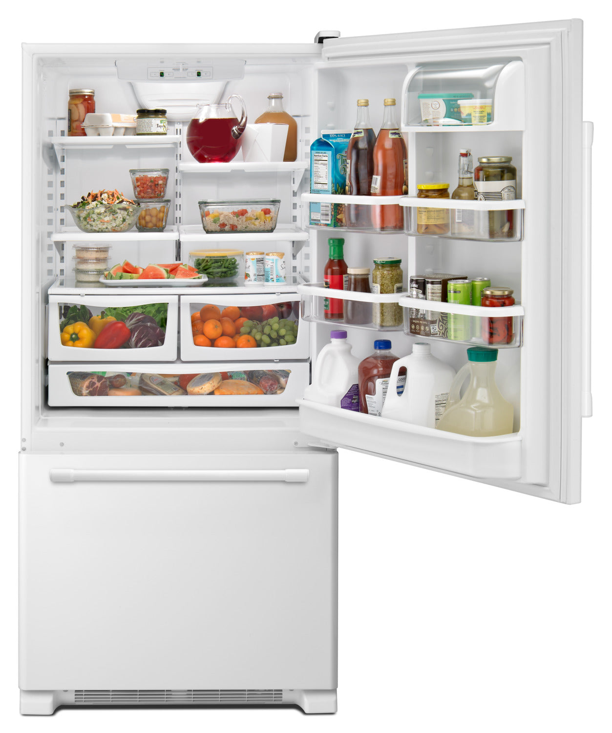 Maytag White Ice Bottom Freezer Refrigerator 186 Cu Ft Washer Schematics Group Picture Image By Tag Previous Next