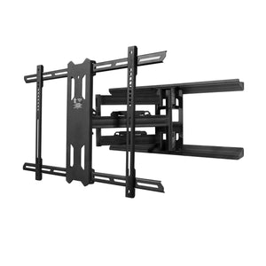 "Full Motion TV Wall Mount with 24"" of Extension for 39"" to 80"" TVs - PDX680"