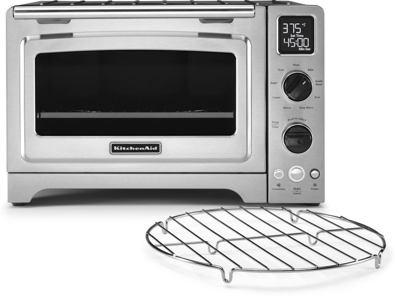KitchenAid Stainless Steel Convection Countertop Oven - KCO273SS