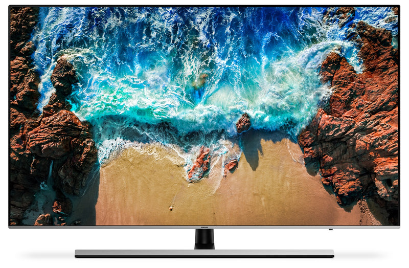 "Samsung 75"" 4K HDR 240 MR SMART LED TV - UN75NU8000FXZC"