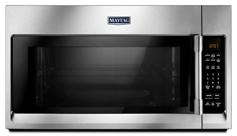 Maytag Stainless Steel Over-The-Range Microwave (2.0 Cu. Ft.) - YMMV4206FZ