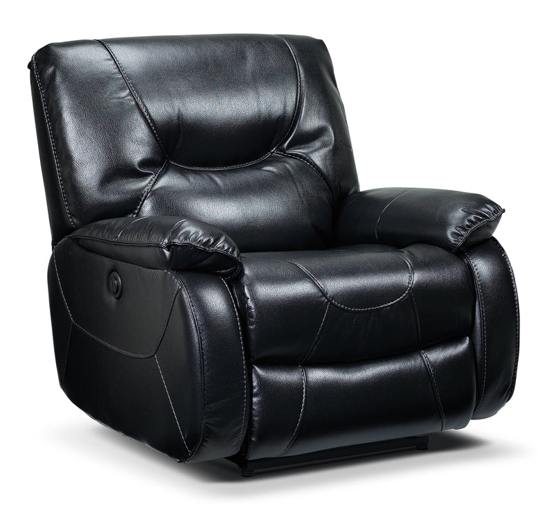 Canton Power Recliner - Black