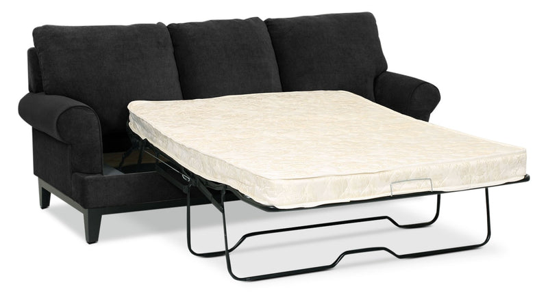 Crizia Full Sofa Bed - Black