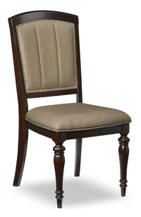 Thoreaux Side Chair - Dark Cherry