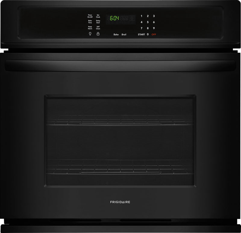 Frigidaire Black Wall Oven (4.6 Cu. Ft.) - FFEW3026TB