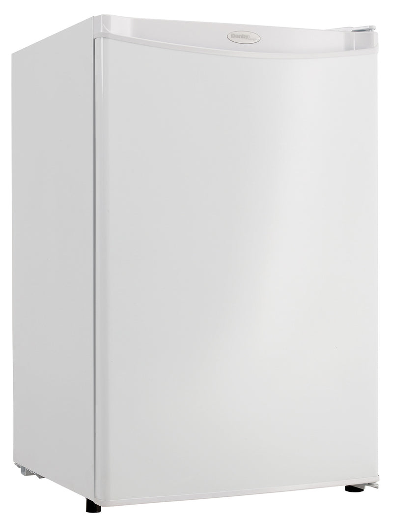 Image of Danby White Compact Refrigerator (4.4 Cu. Ft.) - DAR044A4WDD