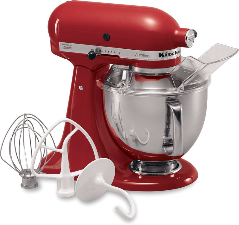 KitchenAid Empire Red 5-Quart Tilt-Head Stand Mixer - KSM150PSER