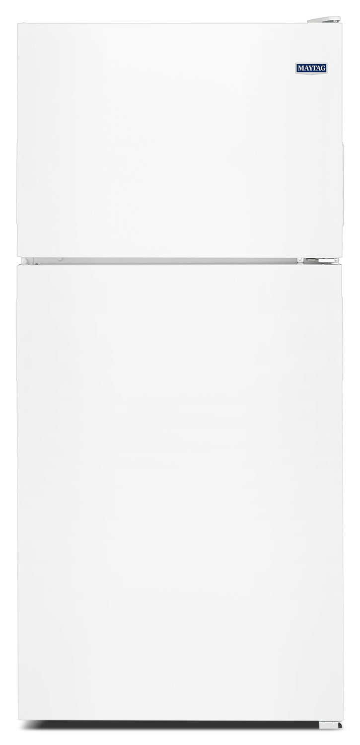 Maytag White Top-Freezer Refrigerator (21 Cu. Ft.) - MRT311FFFH