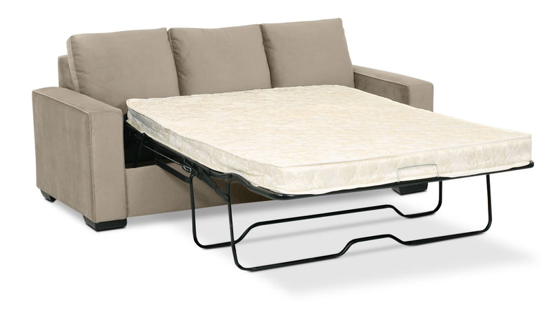 Ciara Full Sofa Bed - Granite