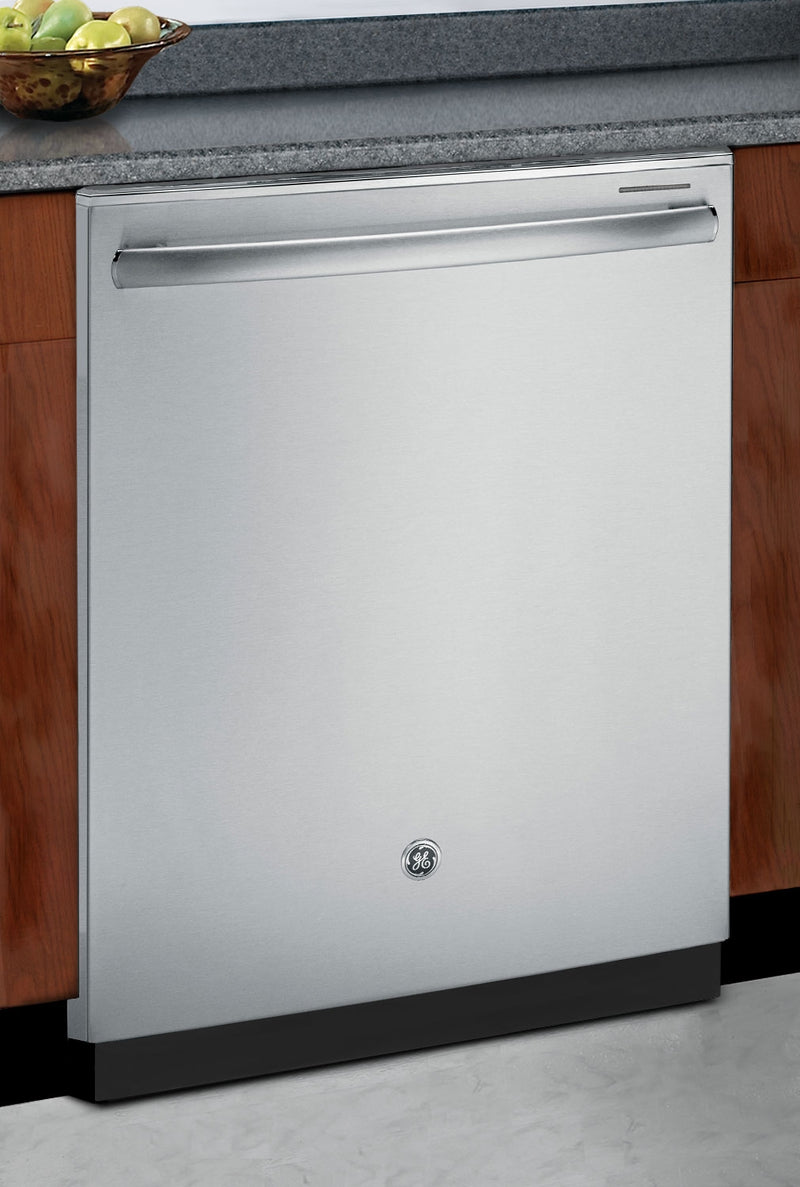 "GE Stainless Steel 24"" Dishwasher - PBT650SSLSS"