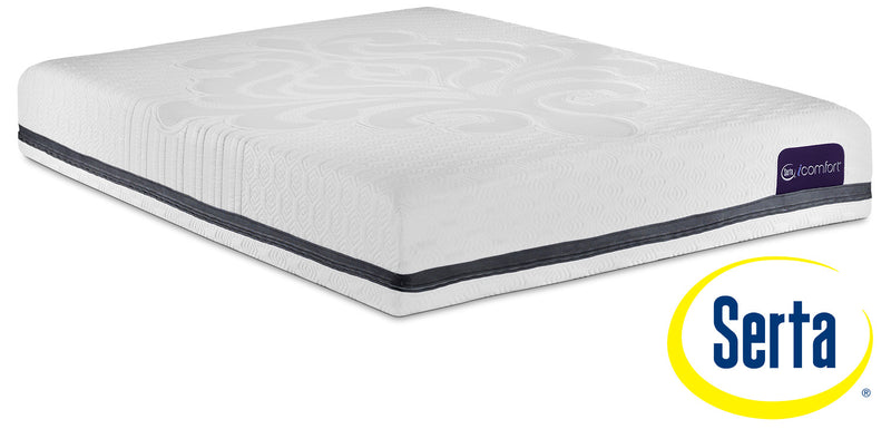 Serta iComfort Eco Contingence Firm Full Mattress