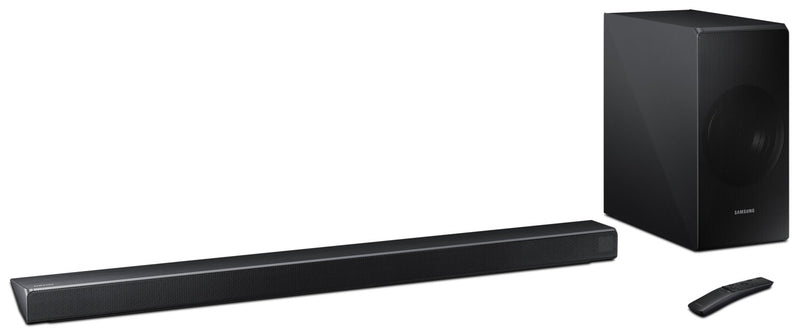 Samsung 3.1-Ch. Centre 340W Sound Bar with Wireless Subwoofer - HW-N550