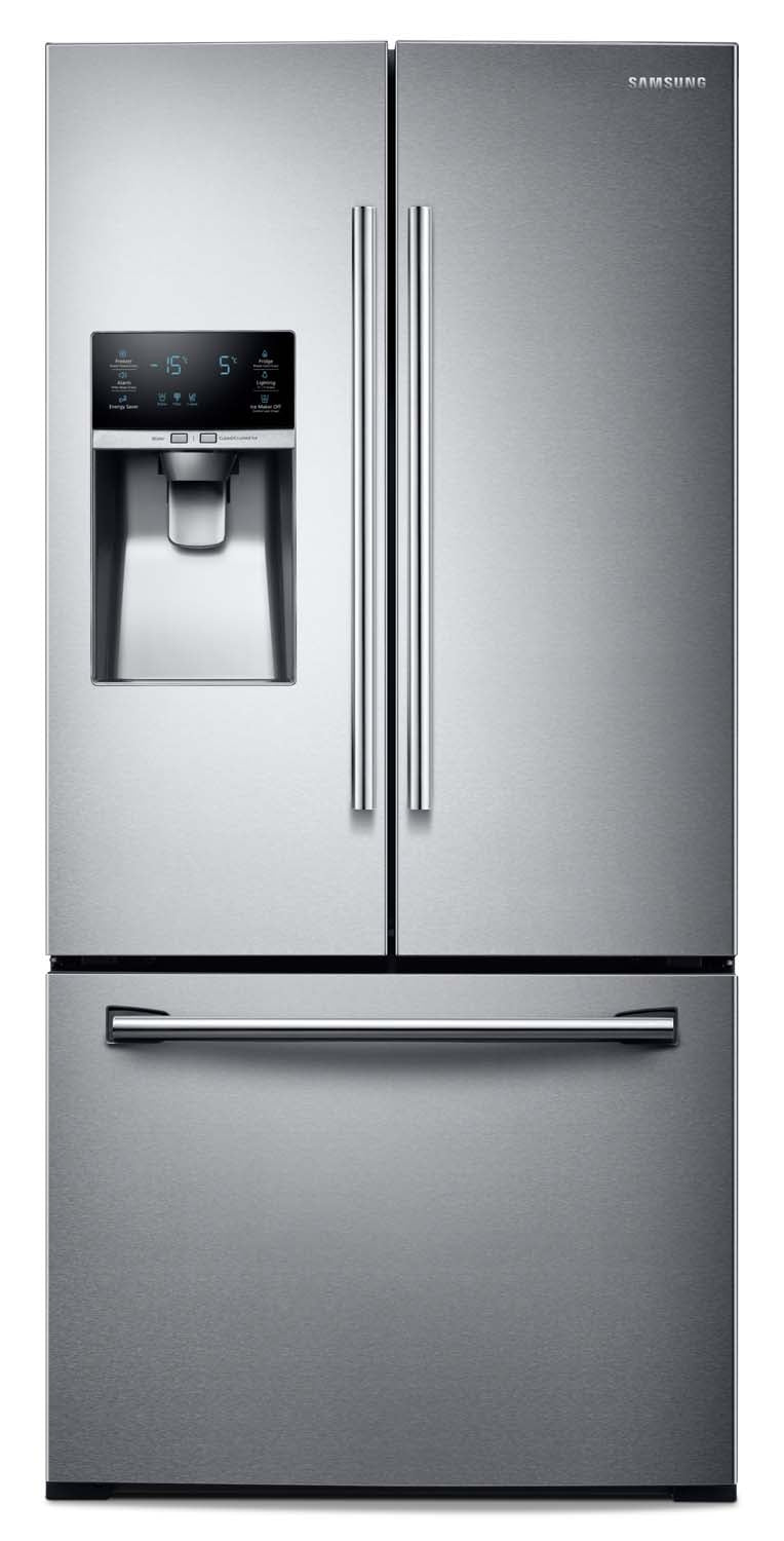 Samsung Stainless Steel French Door Refrigerator (25.5 Cu. Ft.) - RF26J7500SR/AA