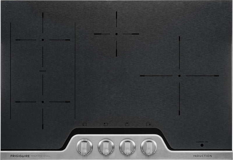 "Frigidaire Professional Stainless Steel 30"" Induction Cooktop - FPIC3077RF"