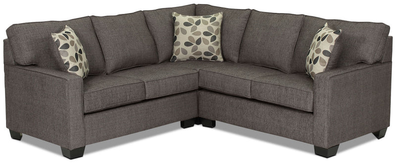 Trinity 3-Piece Sectional - Graphite
