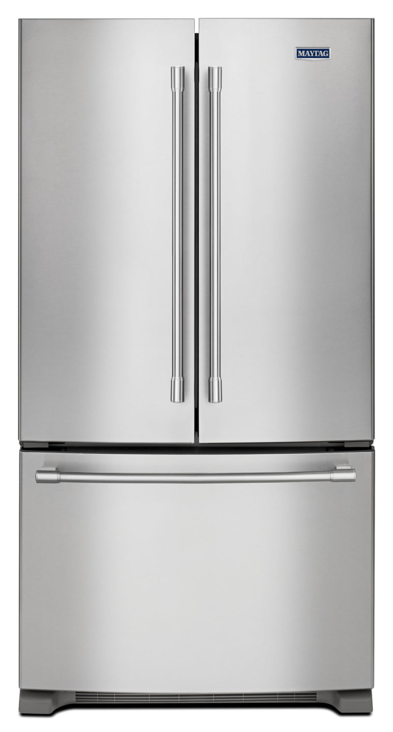 Maytag Stainless Steel French Door Refrigerator (25.2 Cu. Ft.) - MFF2558FEZ