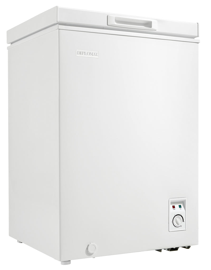 Danby White Chest Freezer (3.6 Cu. Ft.) - DCFM036C1WM