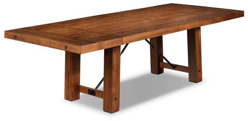 Helix Dining Table - Oak