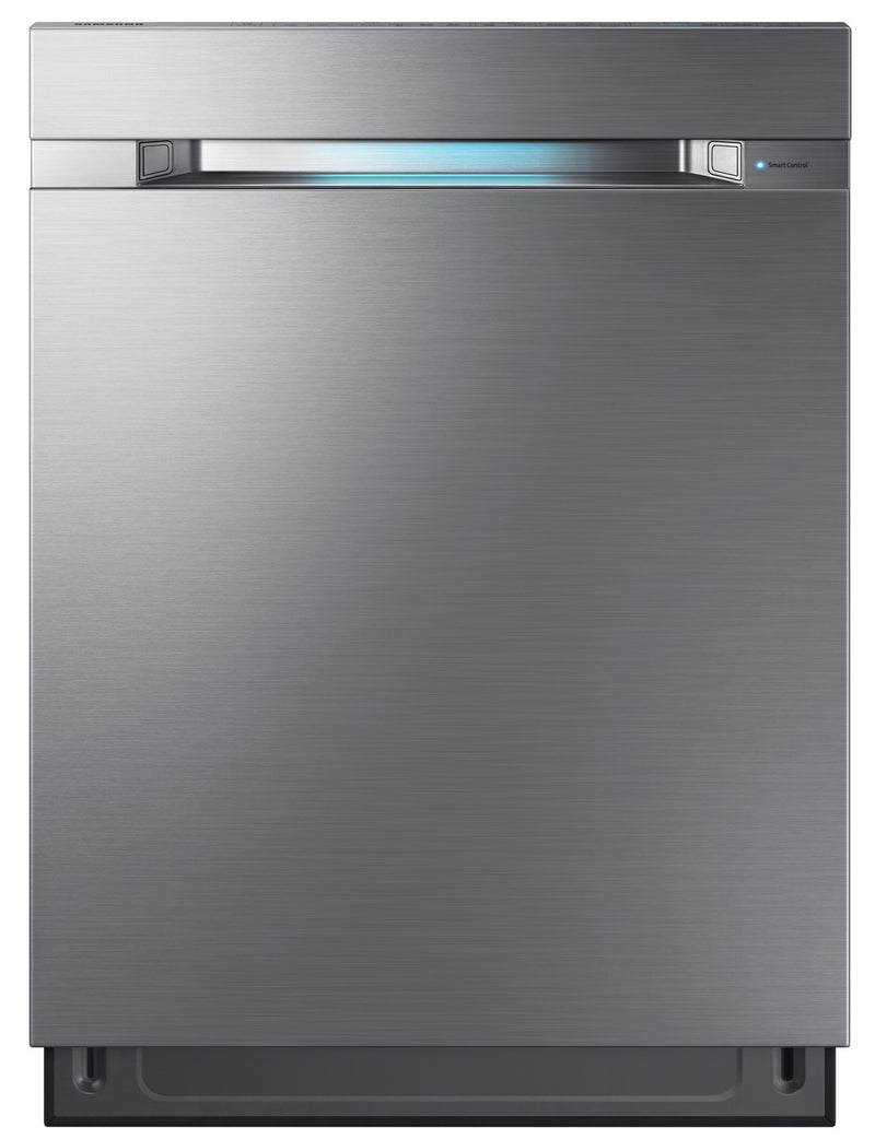 "Samsung Stainless Steel 24"" Dishwasher - DW80M9960US/AC"
