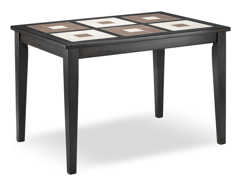 5th Avenue Dining Table - Espresso
