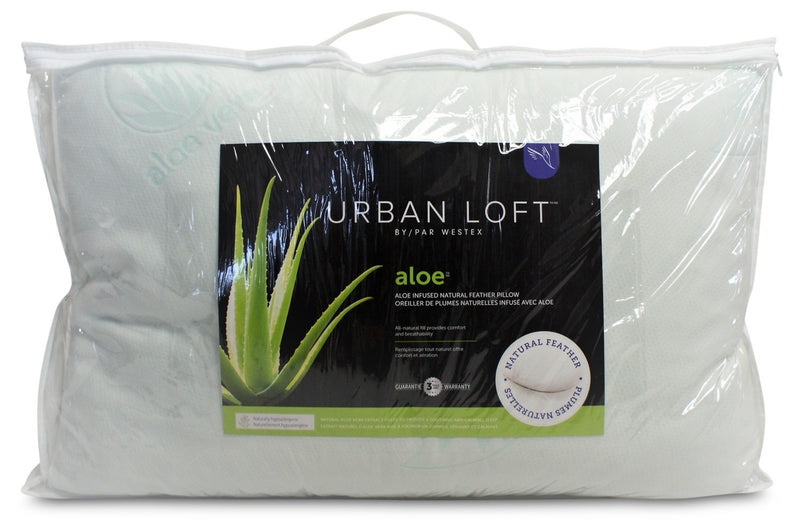 Westex Aloe Natural Queen Pillow