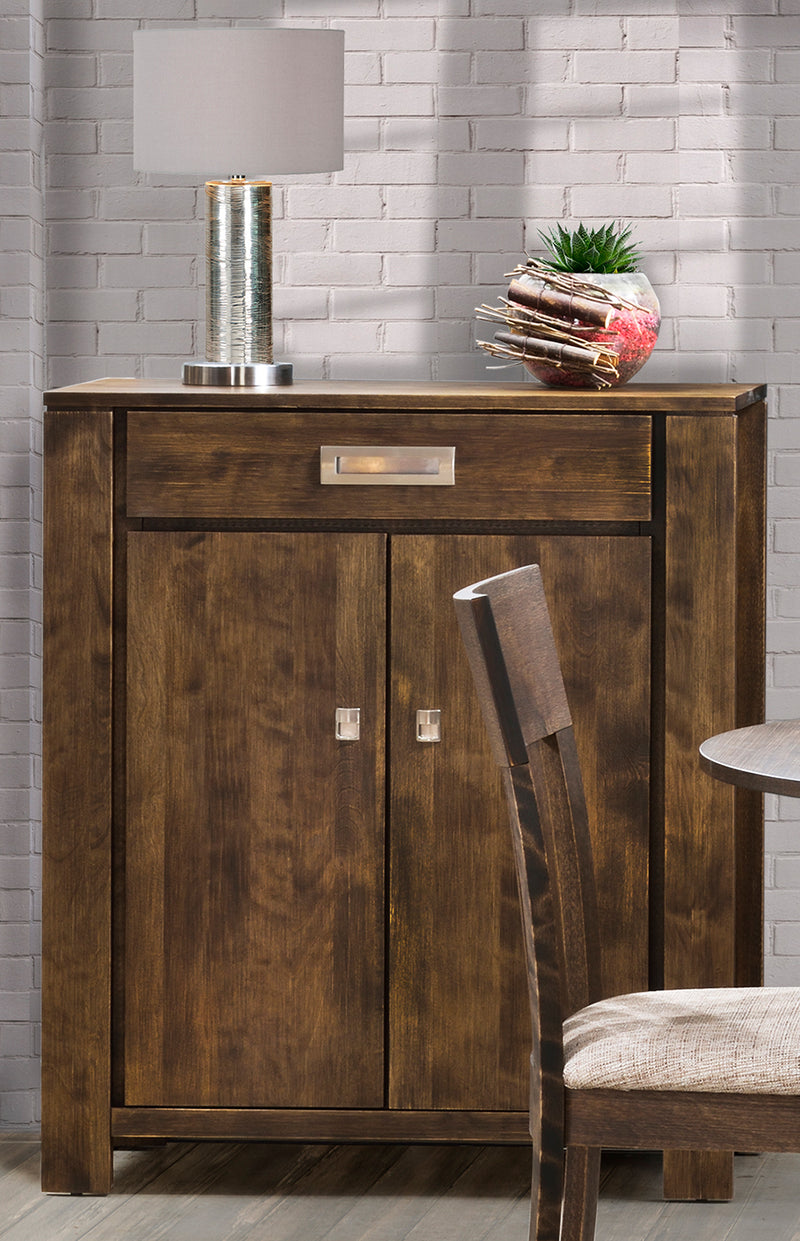 Joliette Server - Antique Brown