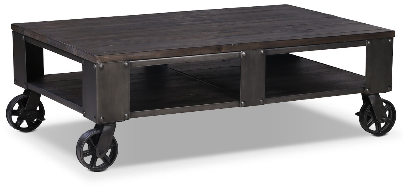 b77cbf8ebde3 Pinebrook Coffee Table - Grey. Touch to zoom