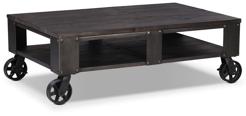 Pinebrook Coffee Table - Grey