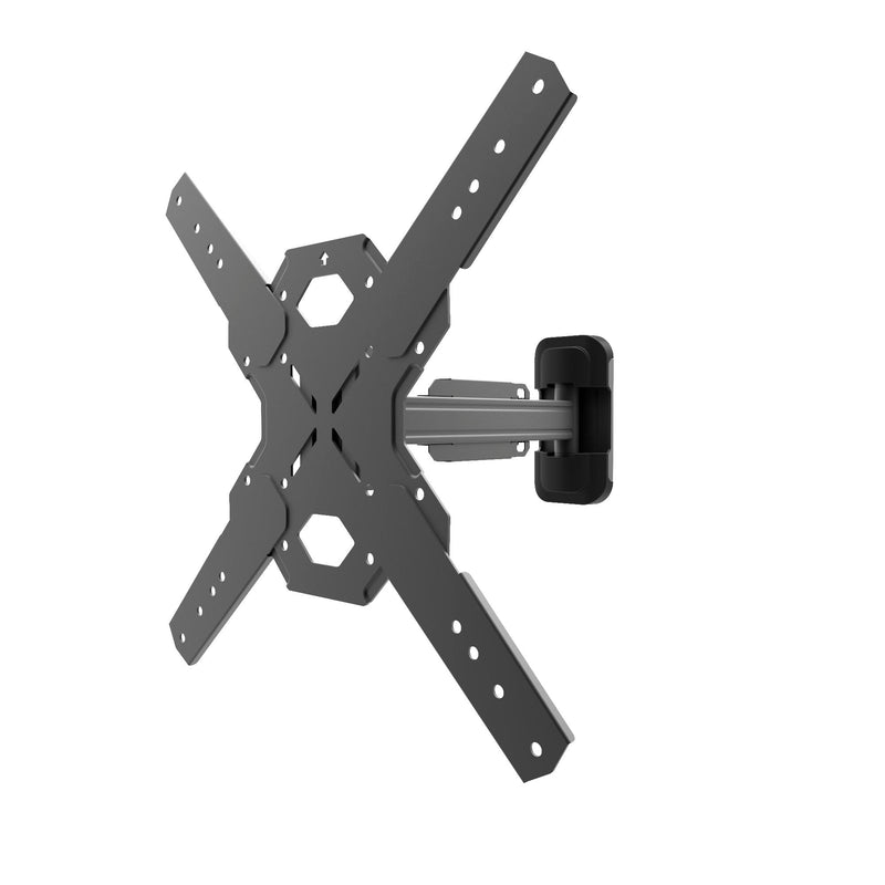 "Full Motion Single Stud TV Wall Mount for 26"" to 60"" TVs - PS200"