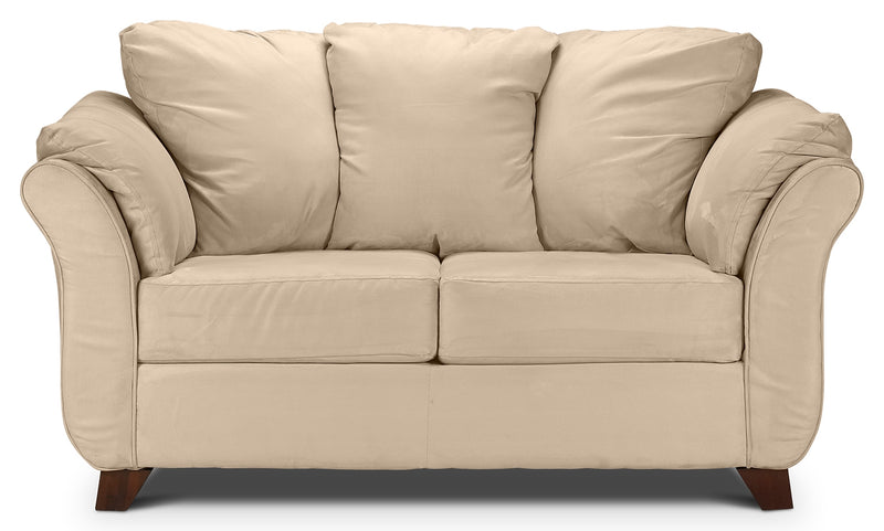 Collier Loveseat - Beige