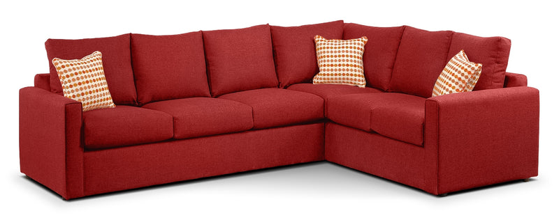 Red Sectionals