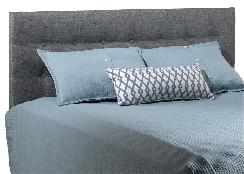 Sunup Full Headboard - Grey
