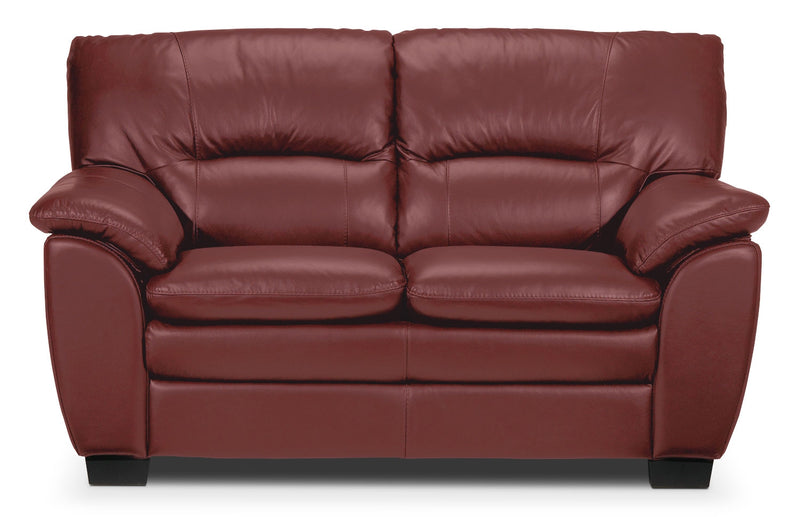 Rodero Loveseat - Red